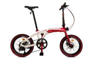 Sepeda Lipat Pacific NORIS Indonesia