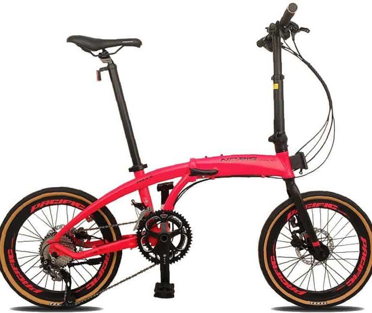 Sepeda Lipat Pacific NORIS Nexx 3.0