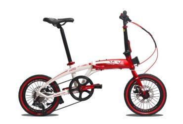 """Sepeda Lipat Pacific Noris Indonesia 16"""""""
