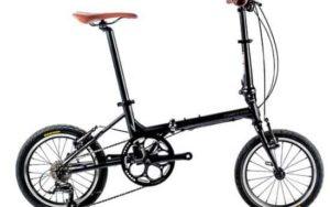 Sepeda Lipat United Black Horse 2020