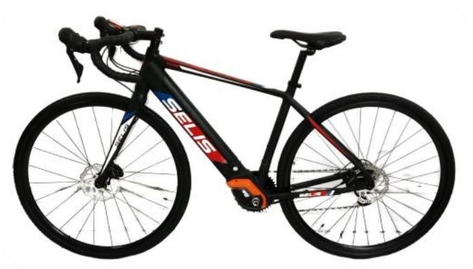 Sepeda Listrik e-road bike SELIS Storm