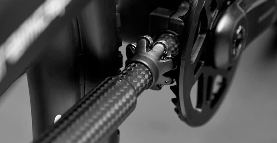 Chainring tanpa rantai sepeda