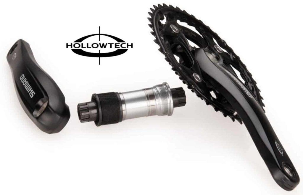 Crank dan bottom bracket hollowtech I (HT1)