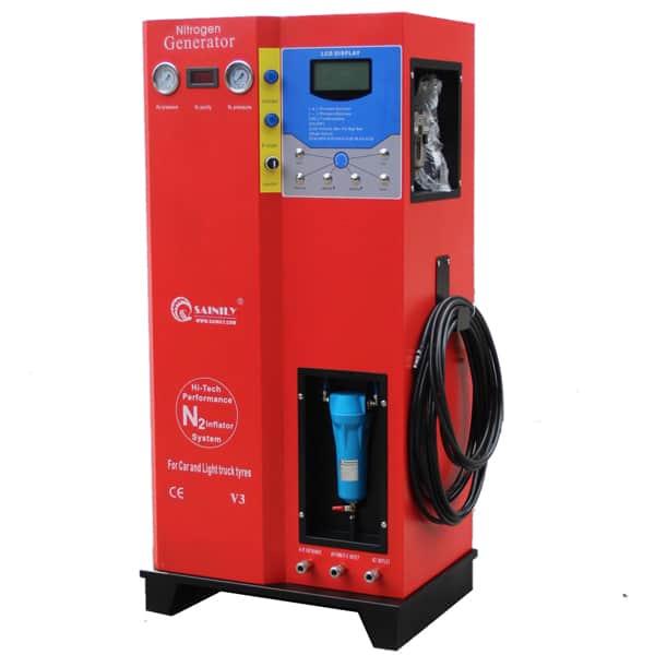 Mesin generator dan pompa Nitrogen