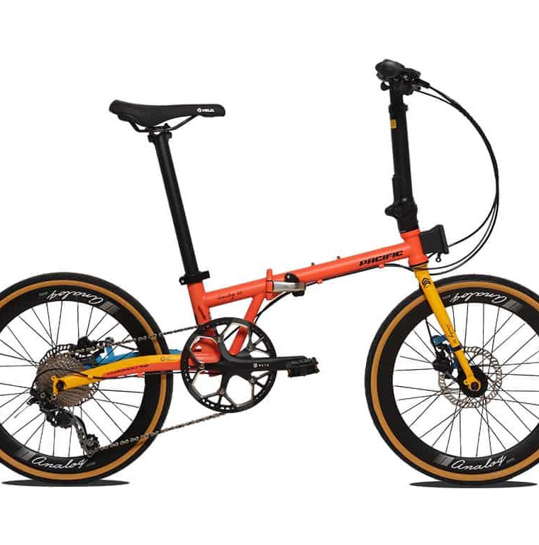 Sepeda Lipat Pacific Analog 3