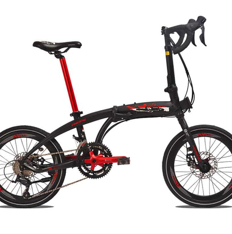 Sepeda Lipat Pacific Noris 8
