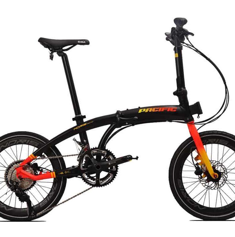 Sepeda Lipat Pacific Noris Nexx 5