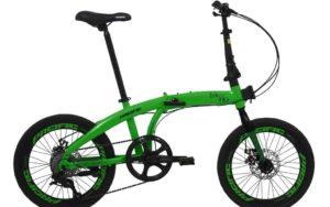 Sepeda Lipat Pacific Pacific 2980 RX 6.8