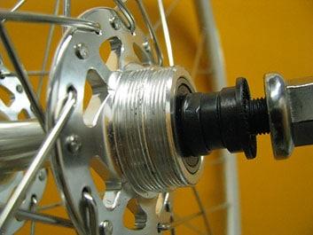 Hub Roda sepeda fixie