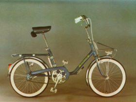 Mnghidupkan kembali Sepeda Mini Jadul