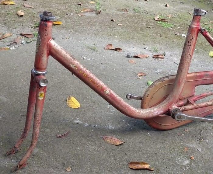 Rangka sepeda mini Phoenix 20 original
