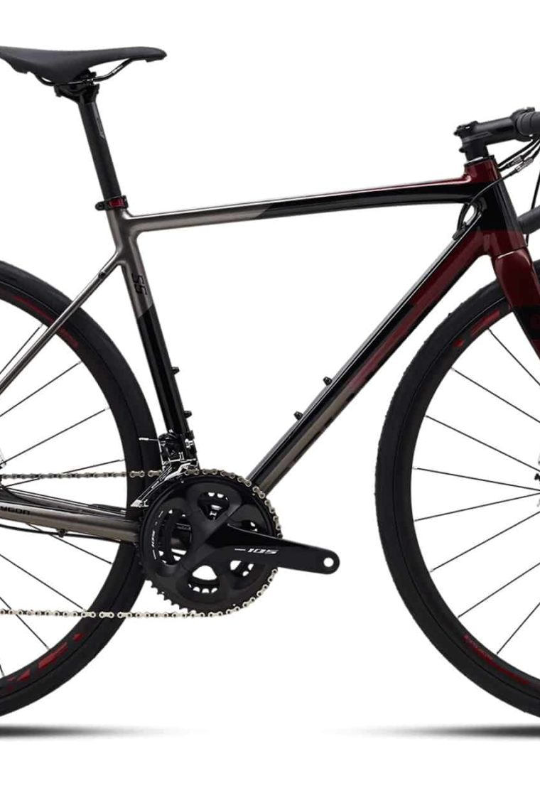 Sepeda Balap (Road Bike) Strattos S5 Disc Brake tahun 2021