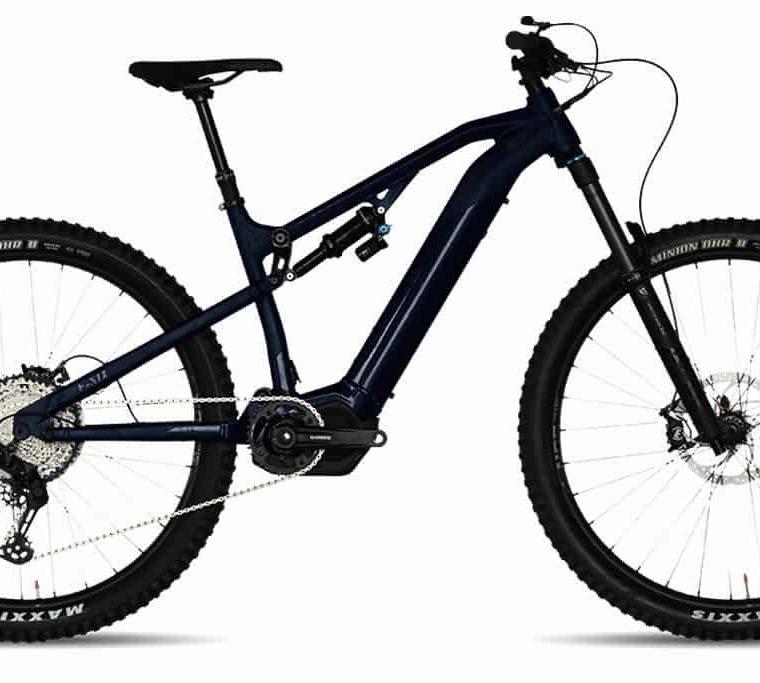 Sepeda Gunung Listrik (e-MTB) Patrol E-Six 2020