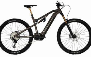 Sepeda Gunung Listrik (e-MTB) Patrol E-Six S 2020