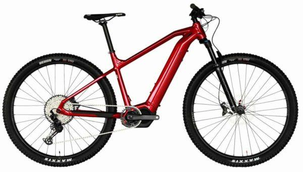 Sepeda Gunung Listrik (e-MTB) Patrol E-Zero 2020