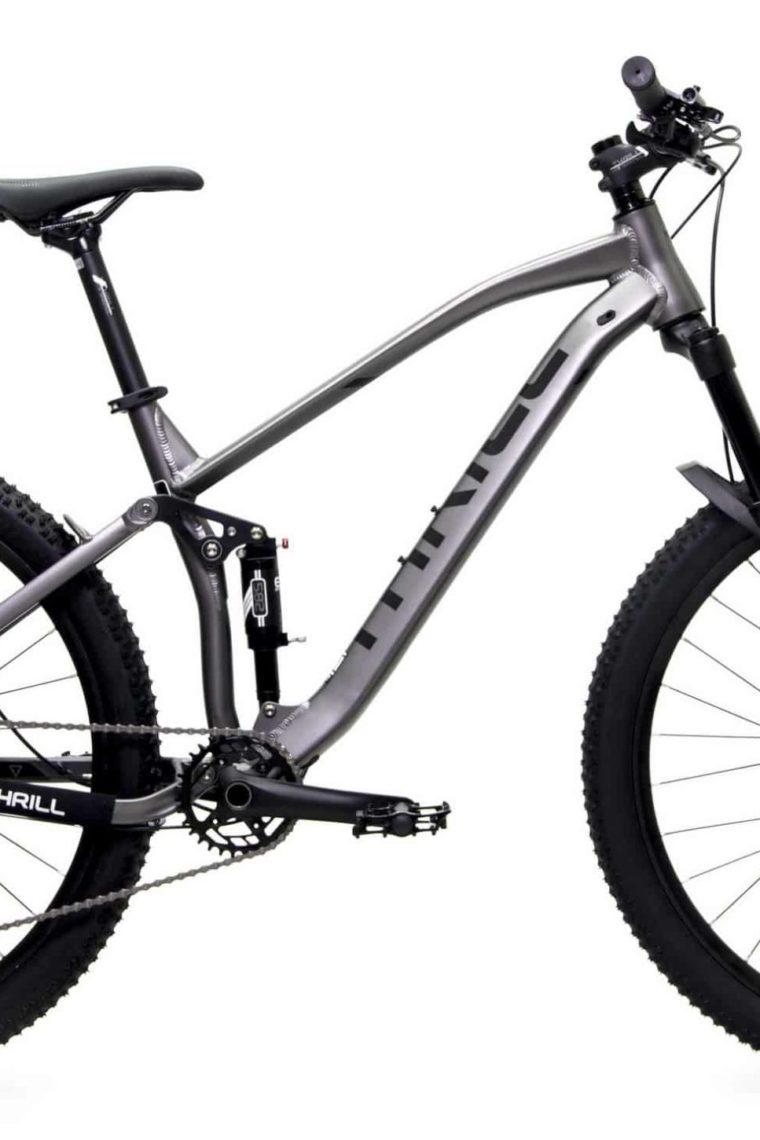"""Sepeda Gunung (MTB) Thrill Fervent T120 1.0 27.5""""- 2020"""