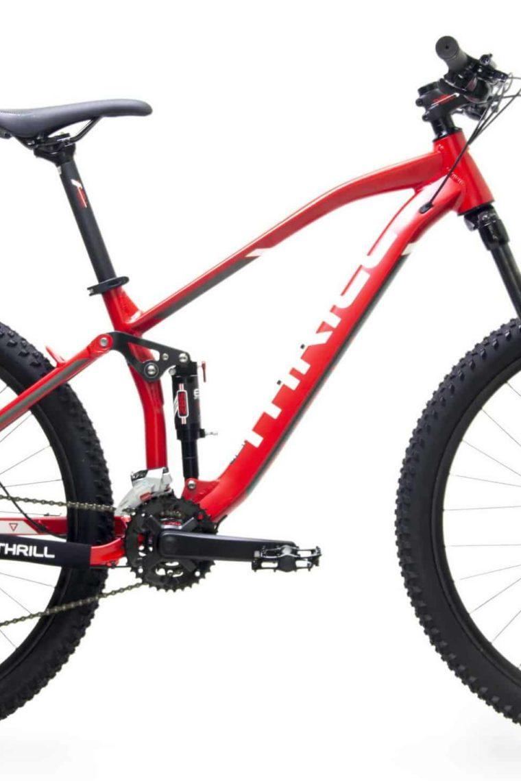 """Sepeda Gunung (MTB) Thrill Fervent T120 3.0 27.5""""- 2020"""
