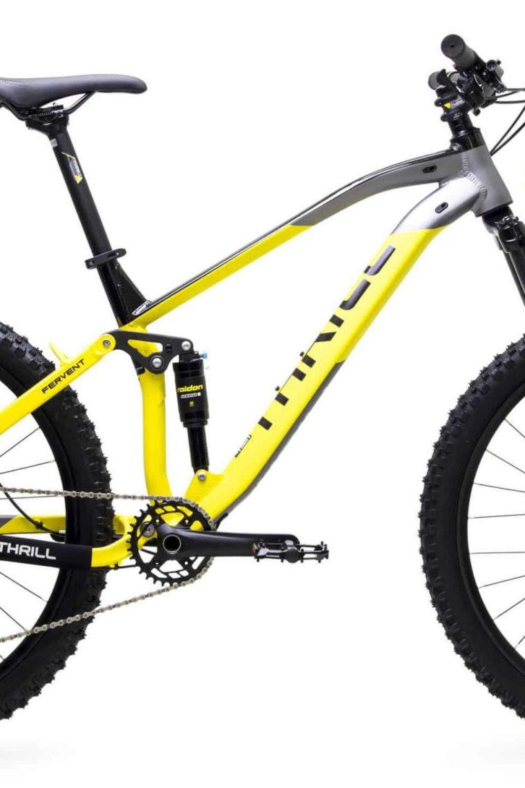"""Sepeda Gunung (MTB) Thrill Fervent T140 1.0 27.5""""- 2020"""