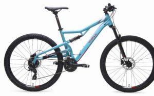"""Sepeda Gunung (MTB) Thrill Oust 1.0 27.5""""- 2020"""