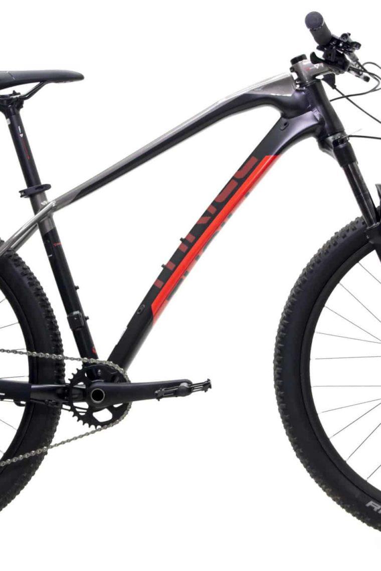 """Sepeda Gunung (MTB) Thrill Ravage AL 1.0 LTD 27.5"""" 2020"""
