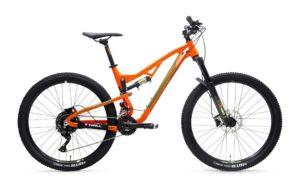 Sepeda Gunung (MTB) Thrill Ricochet T120 AL 4.0 2x10 - 2020