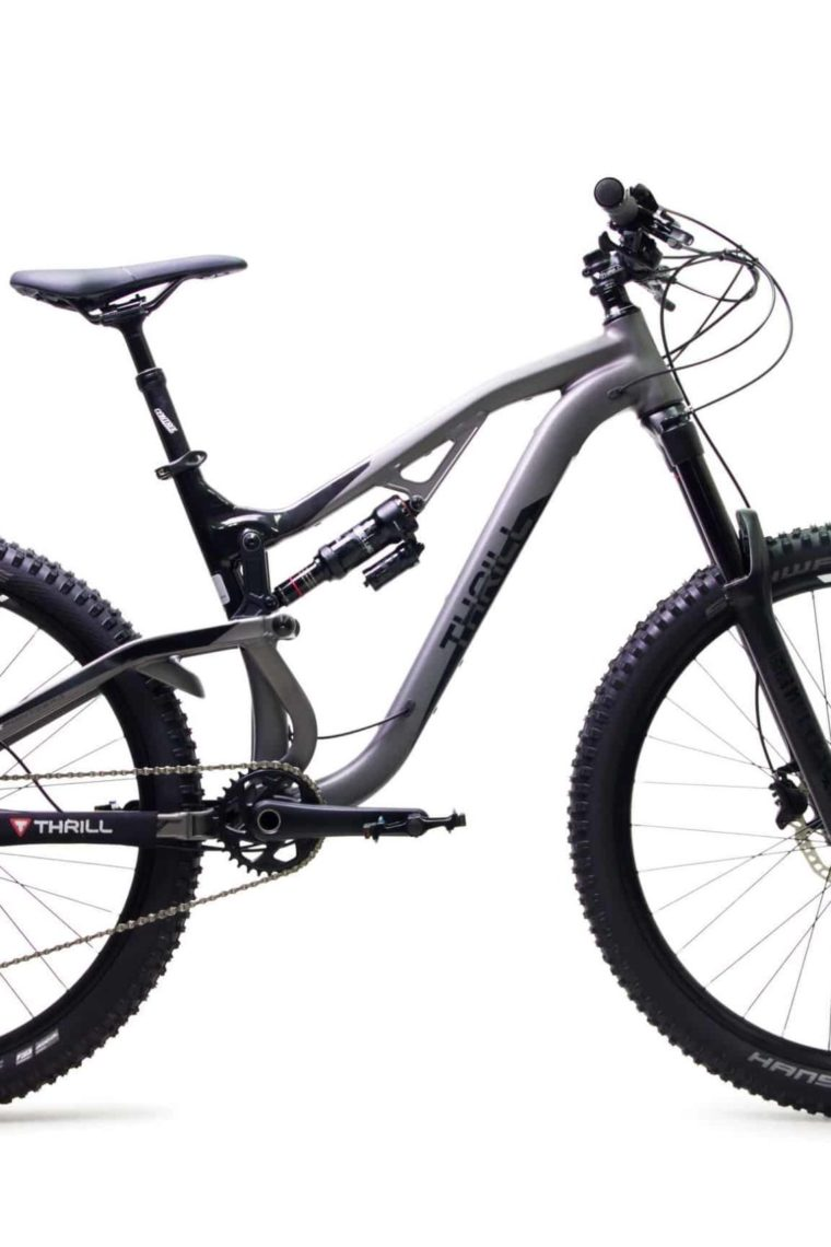 Sepeda Gunung (MTB) Thrill Ricochet T140 1.0 - 2020