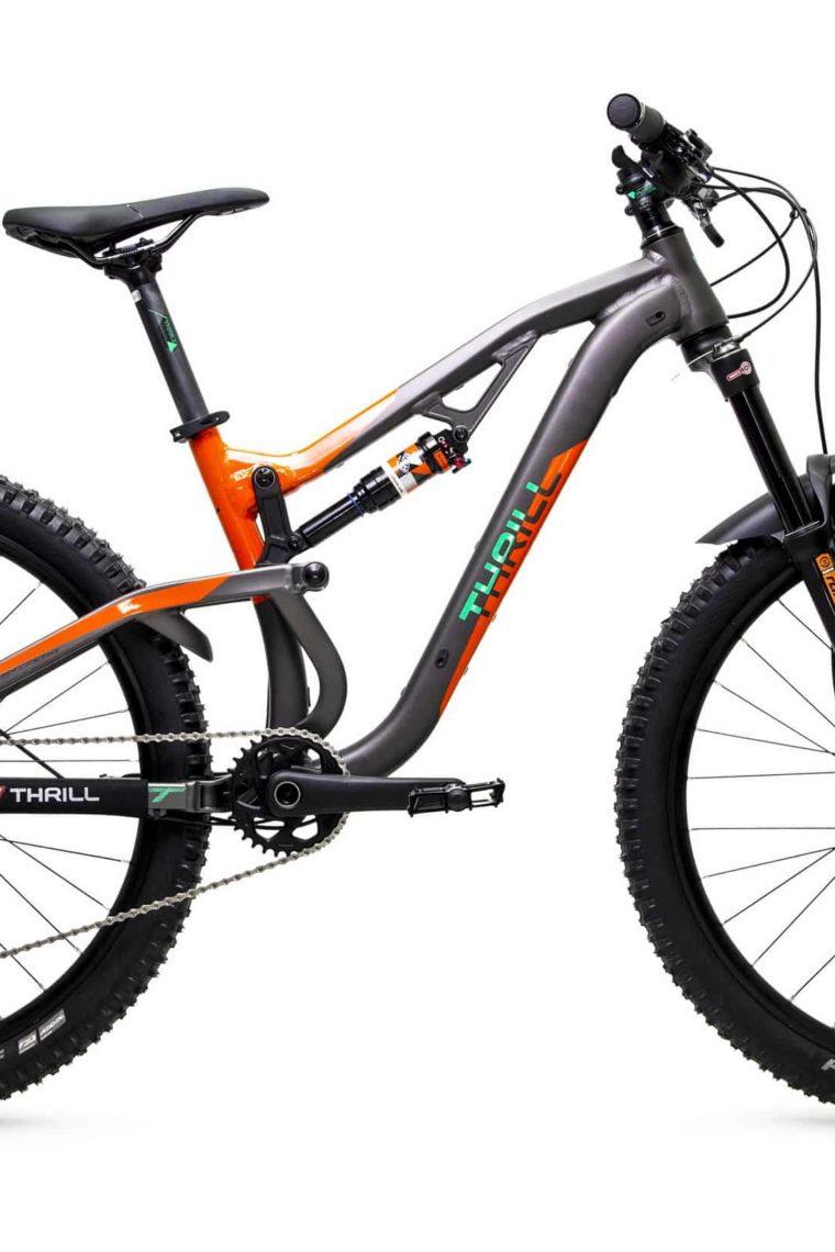 Sepeda Gunung (MTB) Thrill Ricochet T140 AL 3.0 - 2020