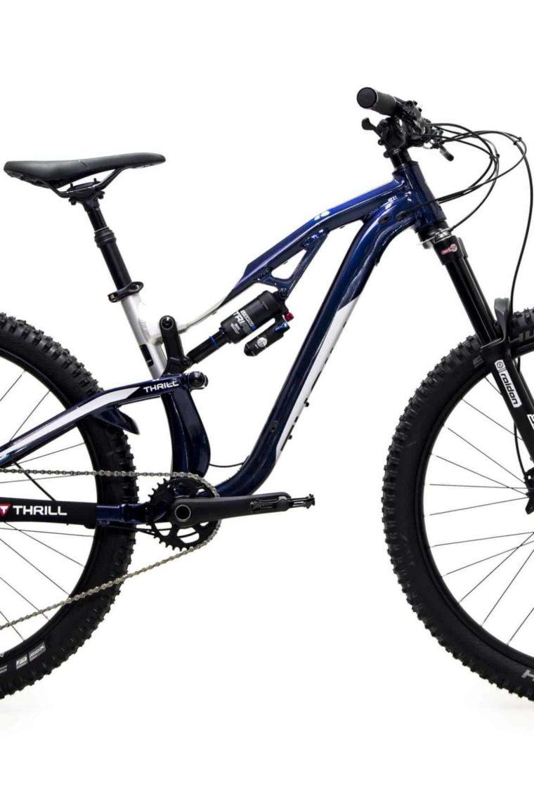 Sepeda Gunung (MTB) Thrill Ricochet T140 Expert - 2020
