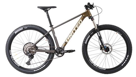 Sepeda Gunung (MTB) United Clovis 6.10 - 2020