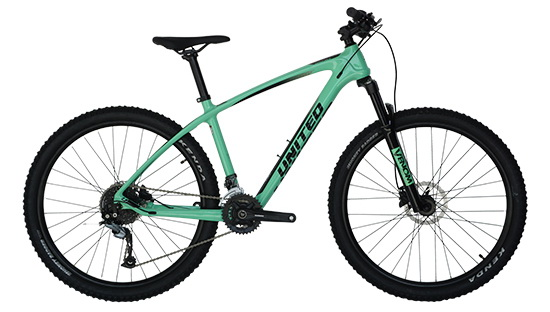 Sepeda Gunung (MTB) United Manfred tahun 2020