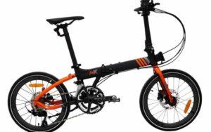 Sepeda Lipat (Seli) FoldX 9 z11 Limited Edition
