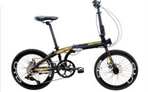 Sepeda Lipat United Nigma 10 Speed