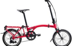 Sepeda Lipat (Seli) United Trifold 3S -2020