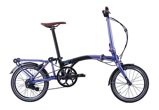 Sepeda Lipat United Trifold 7S 2020