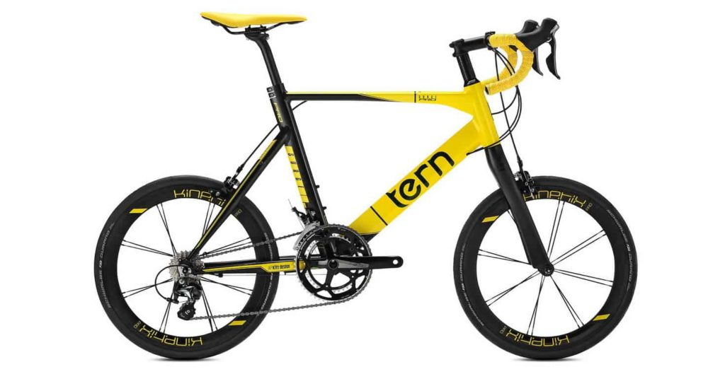 Sepeda MiniVelo Tern Surge Pro