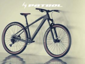 Sepeda gunung Patrol Carbon C091