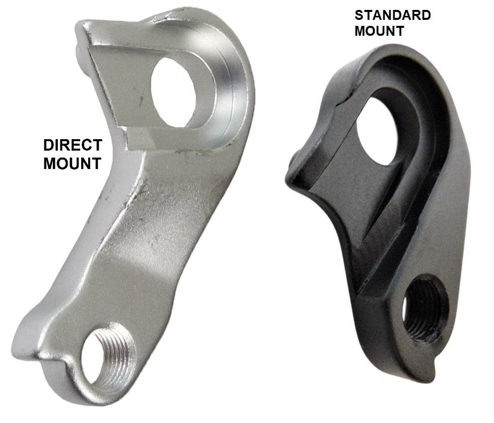 Anting RD Standard Mount vs Direct Mount