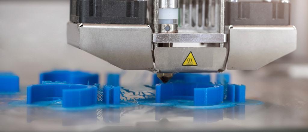 Proses printing printer 3D