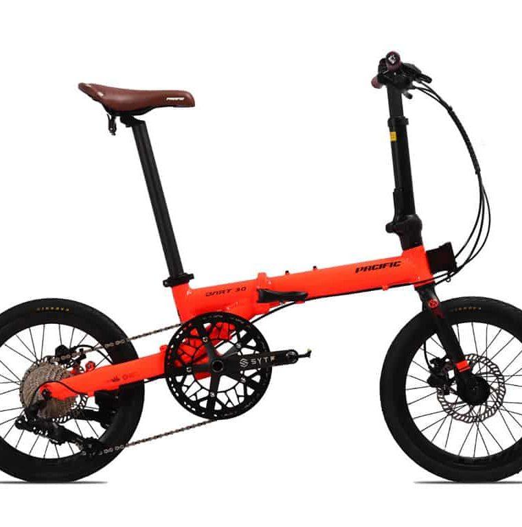 Sepeda Lipat (Seli) Pacific Dart 3.0 2020