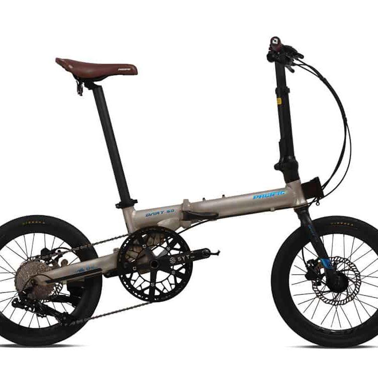 Sepeda Lipat (Seli) Pacific Dart 5.0 2020