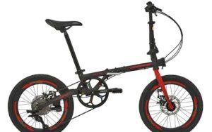 Sepeda Lipat (Seli) Pacific Flux 3.0 2020