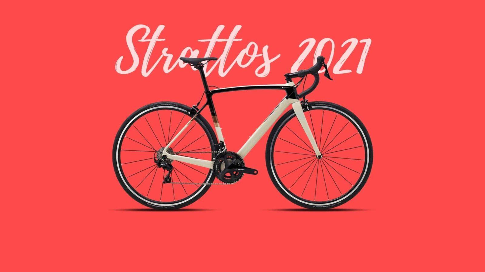 Sepeda balap Polygon Strattos edisi 2021