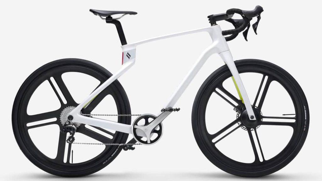 Sepeda balap karbon Supertrata C