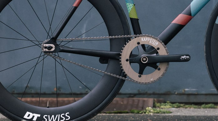 Chainring sprocket sepeda fixie