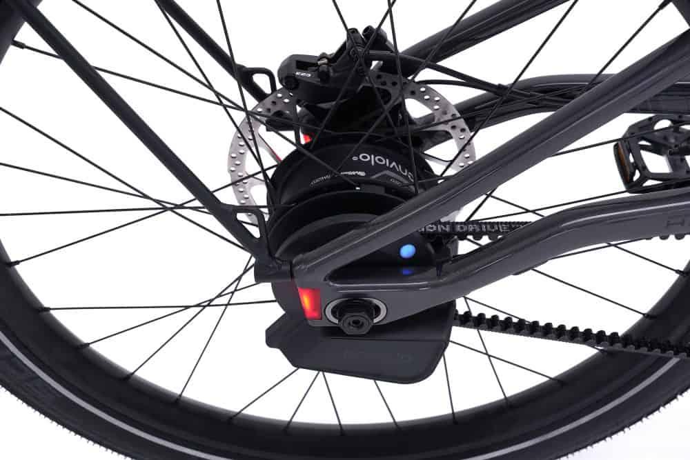 Hub Gear Sepeda matic