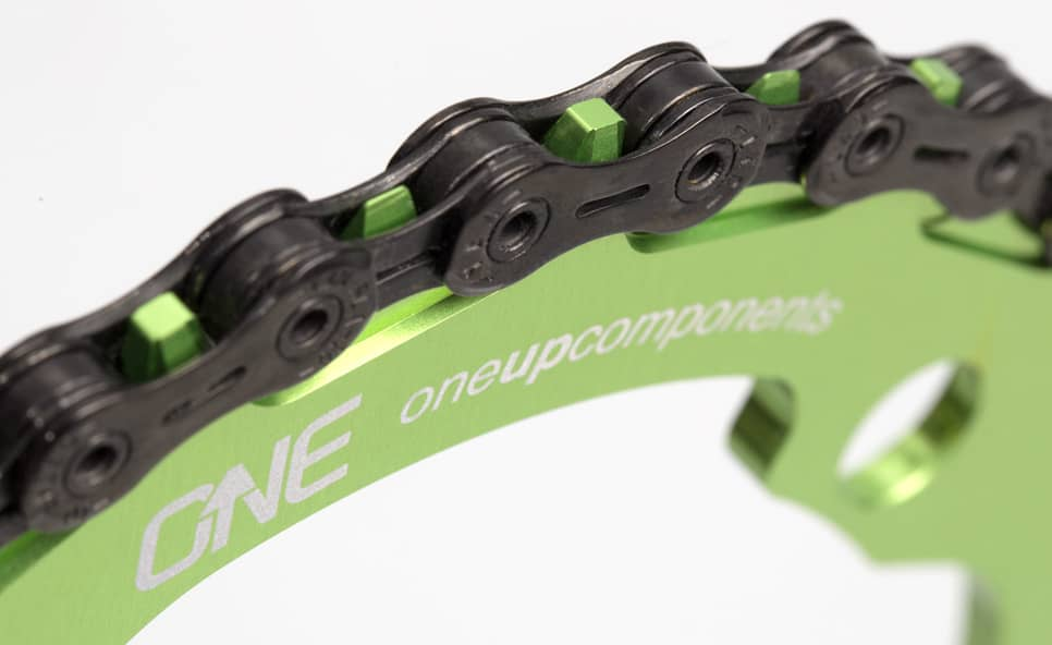 Posisi gigi chainring narrow wide pada rantai sepeda