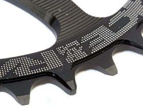 Profil gigi chainring narrow wide