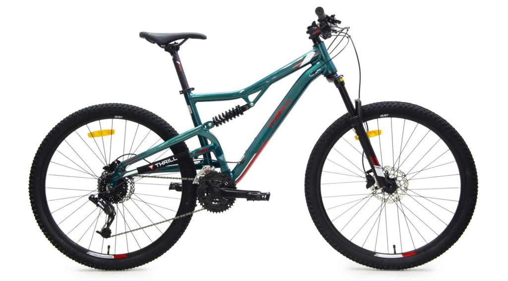 "Sepeda Gunung Thrill Oust T120 1.5 27.5"""