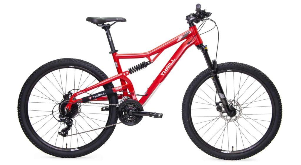 "Sepeda Gunung Thrill Oust T120 3.0 27.5"""