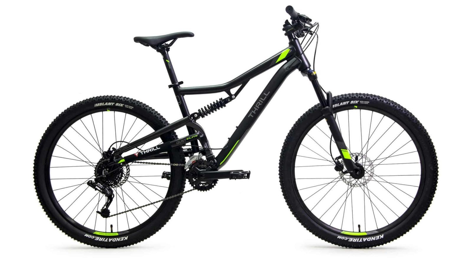 "Sepeda Gunung Thrill Oust T120 Elite 27.5"" tahun 2020"